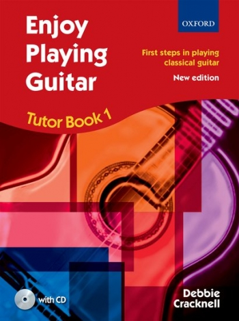 Enjoy Playing The Guitar Tutor Book 1 : Book & Cd