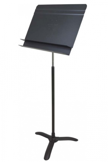 Manhasset Orchestral Stand: Black Single