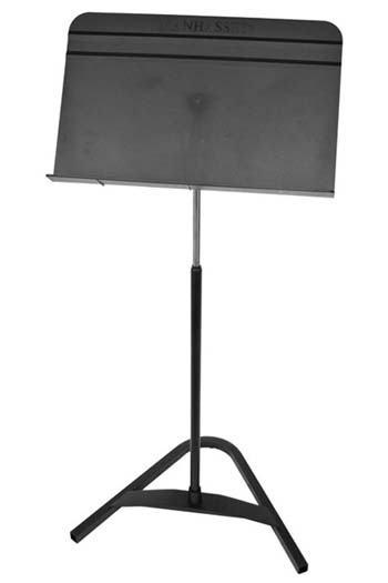 Manhasset Model #81 Harmony Music Stand - Black