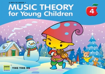 Music Theory For Young  Children Book 4 (Ying Ying Ng) (Poco) 2ND EDITION