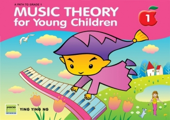 Music Theory For Young  Children Book 1 (Ying Ying Ng) (Poco) 2ND EDITION