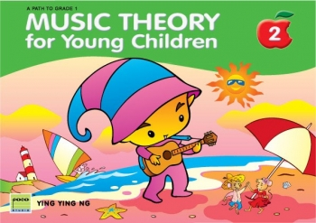 Music Theory For Young Children Book 2 (Ying Ying Ng) (Poco) 2ND EDITION