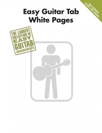 White Pages: Easy Guitar Tab