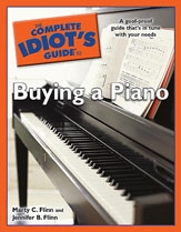 Complete Idiots Guide To Buying A Piano