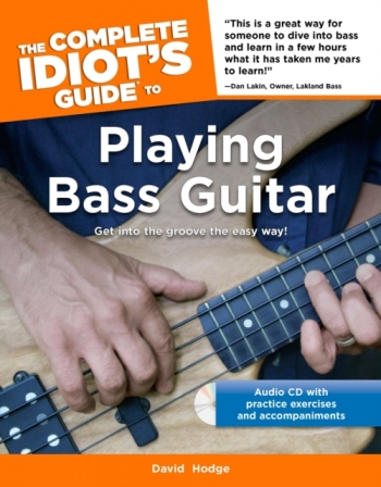 Complete Idiots Guide To Playing The Bass Guitar
