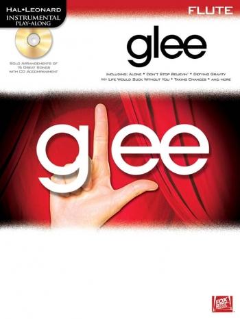 Instrumental Play-Along: Glee: Flute: Book & CD
