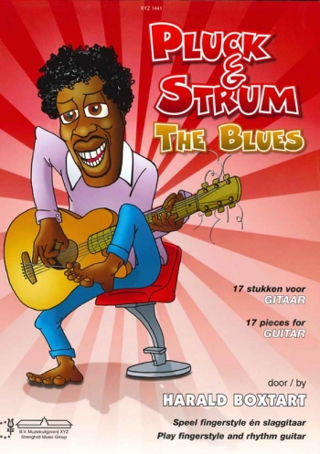 Pluck & Strum: The Blues: Guitar