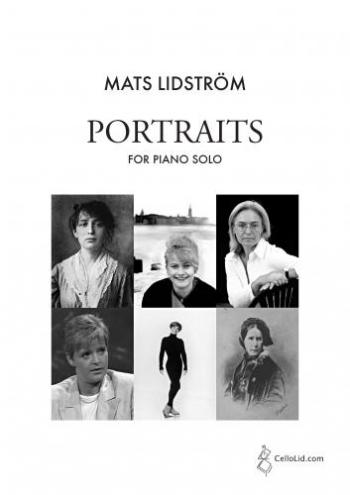 Portraits: Piano Solo