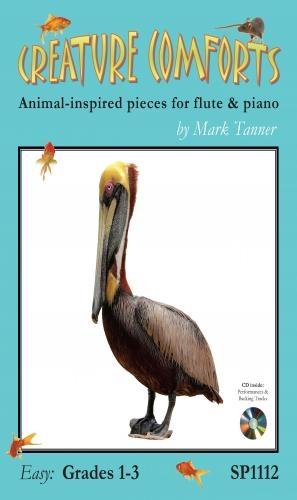 Creature Comforts: Flute & Piano