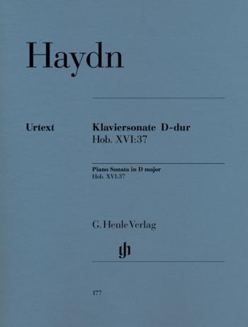 Sonata: D Major: Hob XVI:37: Piano  (Henle Ed)