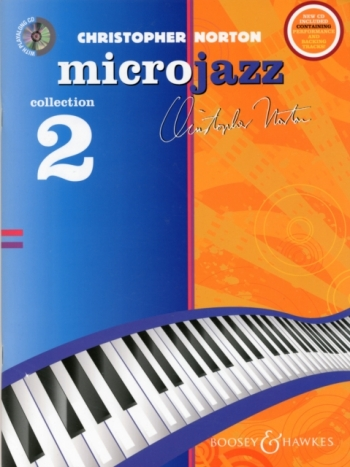 Microjazz Collection 2 (Level 4): Piano: Book & Cd (norton)