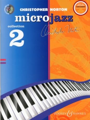 Microjazz Collection 2 (Level 4): Piano: Book & Cd (norton)