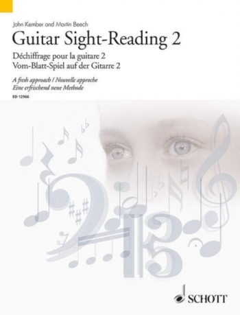 Sight-Reading: Book 2: Guitar (Kember)