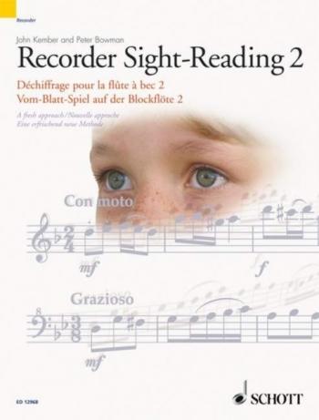 Sight-Reading: Book 2: Recorder (Kember)