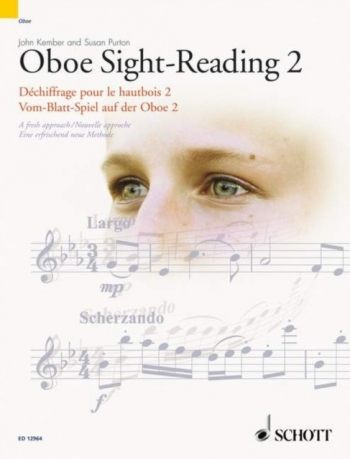 Sight-Reading: Book 2: Oboe (Kember)
