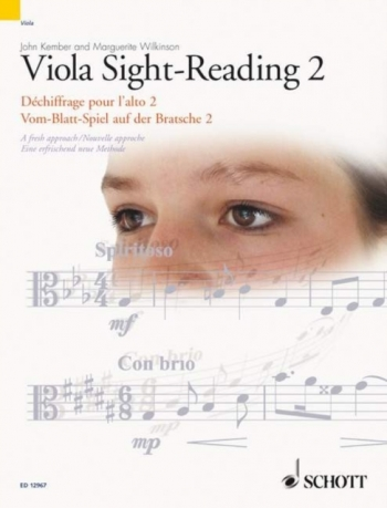 Sight-Reading: Book 2: Viola (John Kember)