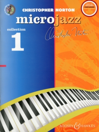 Microjazz Collection 1 (Level 3): Piano: Book & Cd (norton)