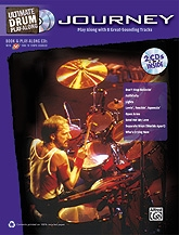 Ultimate Drum Play Along: Journey: Drum: Book And Cd