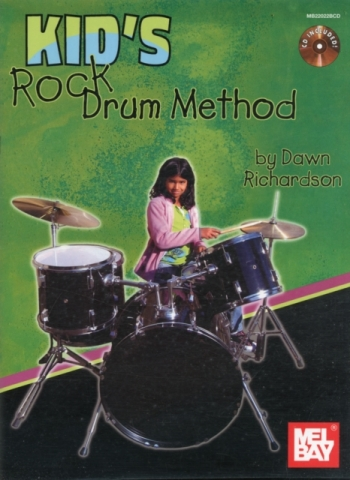 Kids Rock Drum Method: Bk&Cd