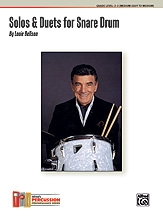 Bellson: Snare Drum Solos And Duets