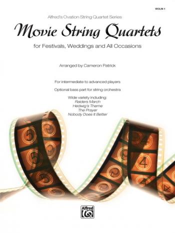 Movie String Quartets: Violin 1