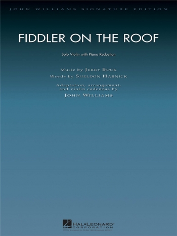 Fiddler On The Roof: Violin & Piano