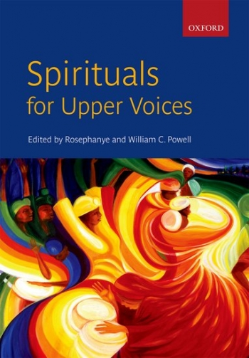 Spirituals For Upper Voices: Vocal Score
