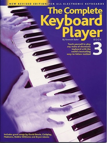 Complete Keyboard Player: Book 3