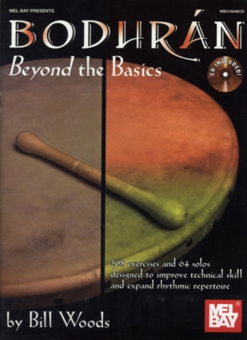 Bodhran Beyond The Basics: Drum: Book And CD