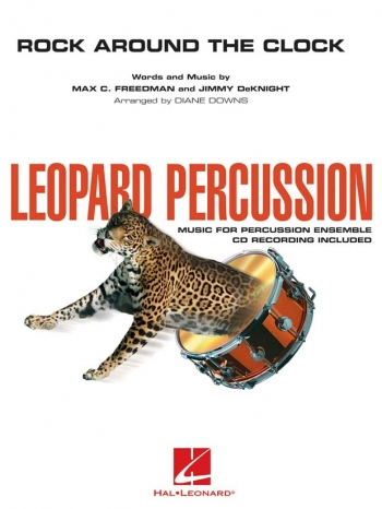 Rock Around The Clock: Percussion Ensemble: Sc&Pts