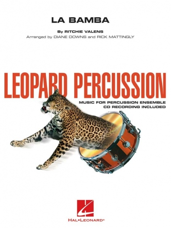 La Bamba: Percussion Ensemble: Sc&Pts