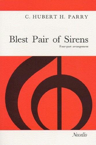 Blest Pair Of Sirens (4 Part SATB): Vocal Score