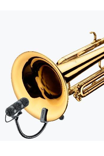 DPA 4099TRP Trumpet Clip Microphone