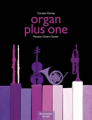 Organ Plus One: Passion Ostern Easter: Organ