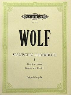 Spanish Lyrics: 44 Songs: Vol 1: Voice & Piano (Peters)