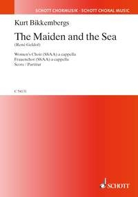 The Maiden And The Sea: Vocal: SSAA A Cappella
