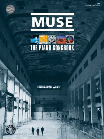 Muse: The Piano Songbook: Piano Vocal Guitar