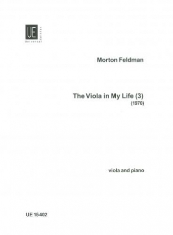Viola In My Life: Bk 3: Viola & Piano