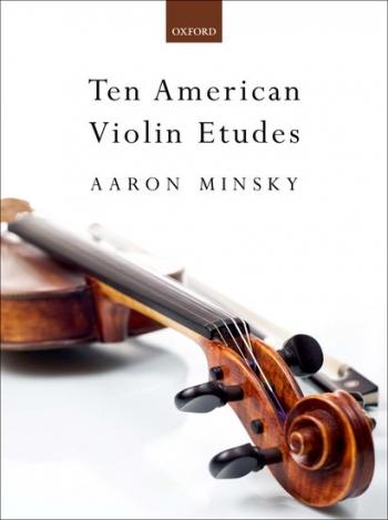 Ten American Violin Etudes: Violin