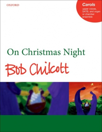 On Christmas Night: Vocal: SATB And Organ