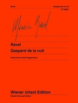 Gaspard De La Nuit: Piano (Wiener Urtext)
