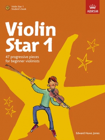 Violin Star 1: Students Book, With CD (ABRSM)
