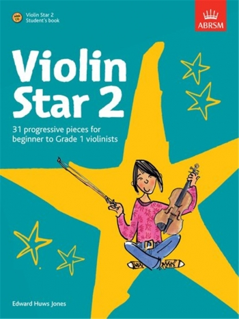 Violin Star 2: Students Book, With CD (ABRSM)
