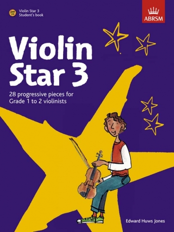 Violin Star 3: Students Book, With CD (ABRSM)