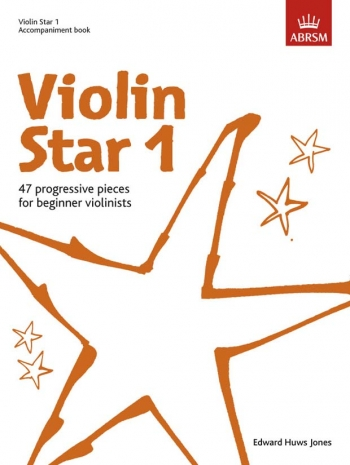 Violin Star 1: Accompaniment Book (ABRSM)