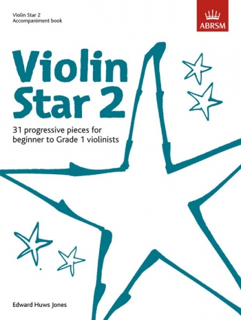 Violin Star 2: Accompaniment Book (ABRSM)
