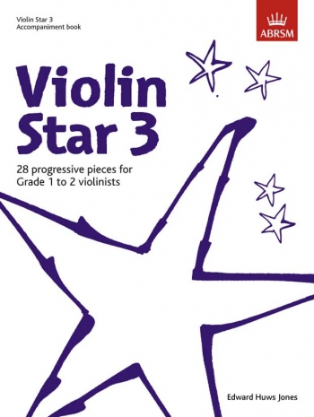 Violin Star 3: Accompaniment Book (ABRSM)