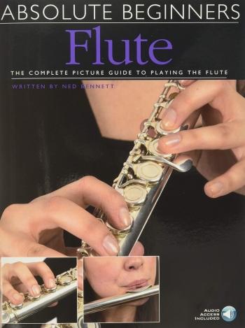 Absolute Beginners: Flute: Tutor: Book & CD