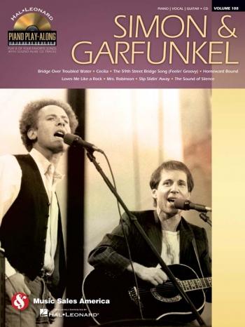Simon And Garfunkel: Piano Play-Along: Vol 108