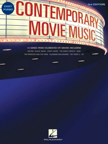 Contemporary Movie Music: 14 Songs From Celebrated Hit Movies